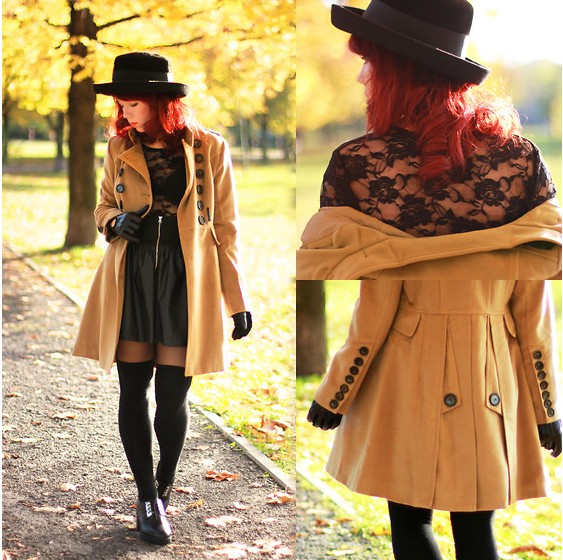 Fashion street style girls 2012