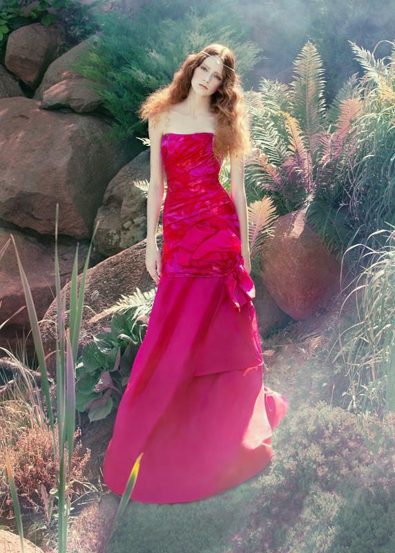 rot lang 2013 Abendkleider online