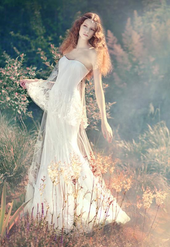 Abendkleider lang extravagant